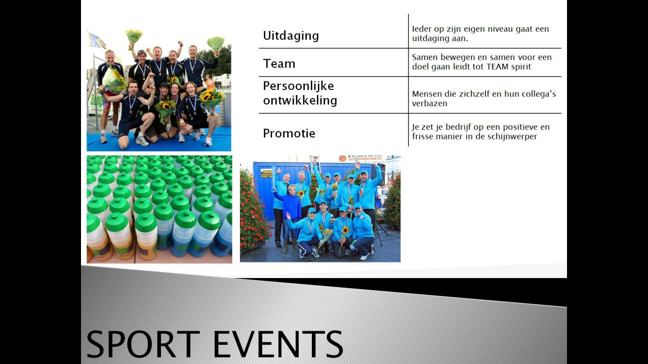 Sport events